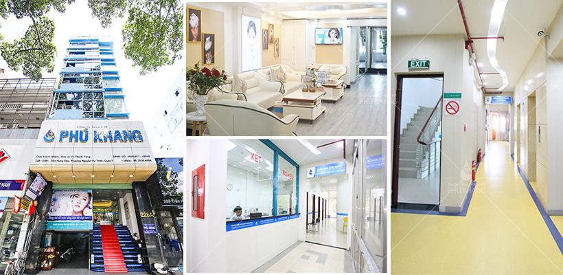 TMV Phú Khang - Địa chỉ thẩm mỹ cấy mỡ uy tín và chất lượng