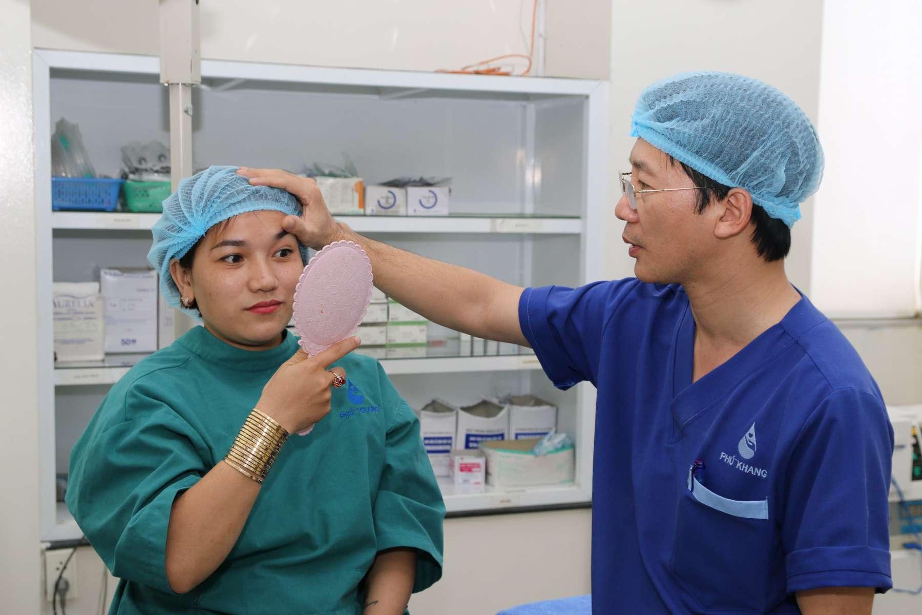 Quy trình nâng mũi sụn nhân tạo