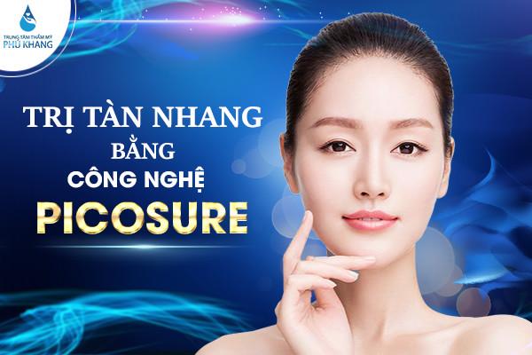 Điều trị tàn nhang hiệu quả bằng công nghệ Picosure tại Phú Khang