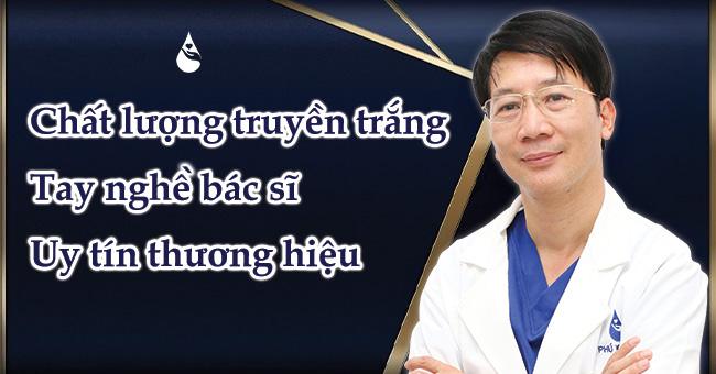 chất lượng và tay nghề bác sĩ truyền trắng