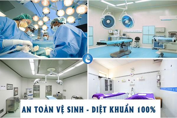 thiết bị y tế an toàn diệt khuẩn 100%