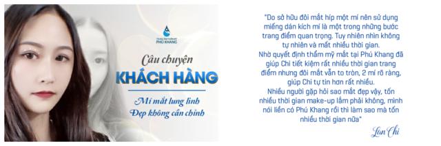 Phản hồi của khách hàng sau khi thực hiện tại TMV Phú Khang