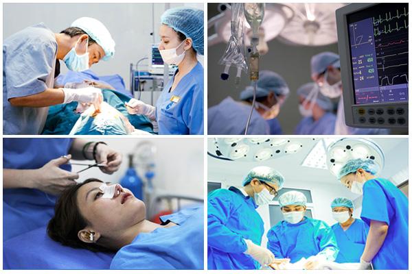 tay nghề bác sĩ nâng mũi hàn quốc