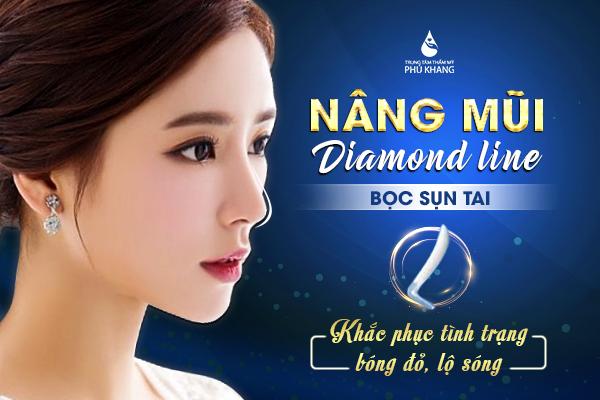 nang-mui-diamond-line-boc-sun-tai-khac-phuc-tinh-trang-bong-do-lo-song
