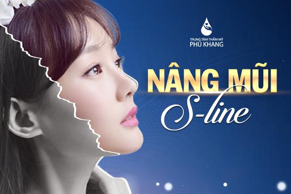 Nâng mũi Sline Phú Khang