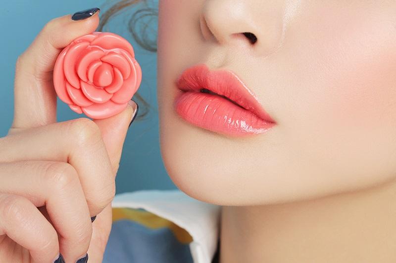 Các cách khắc phục môi thâm sau khi phun môi