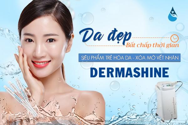 công nghệ Dermashine