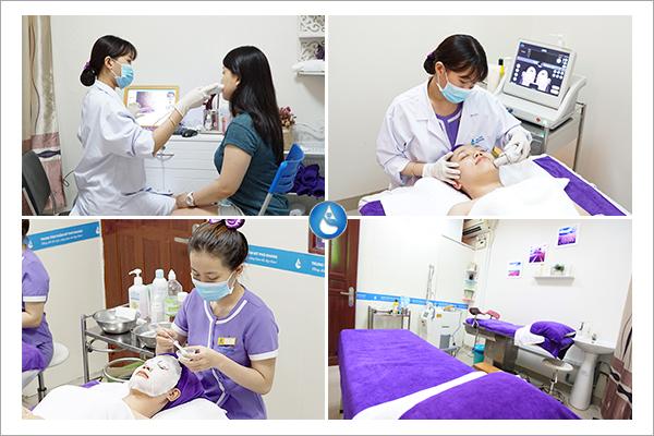 Đội ngũ bác sĩ chuyên khoa tại TMV Phú Khang