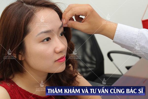 thăm khám cắt mí mắt có an toàn không